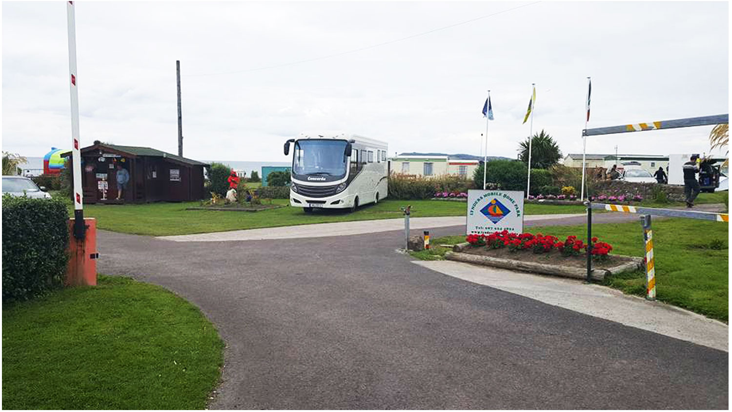 Front-Entrance-Camping-Campervans-Motorhomes-Lynders-Mobile-Home-Park-PortraneDonabate-North-County-Dublin-Fingal