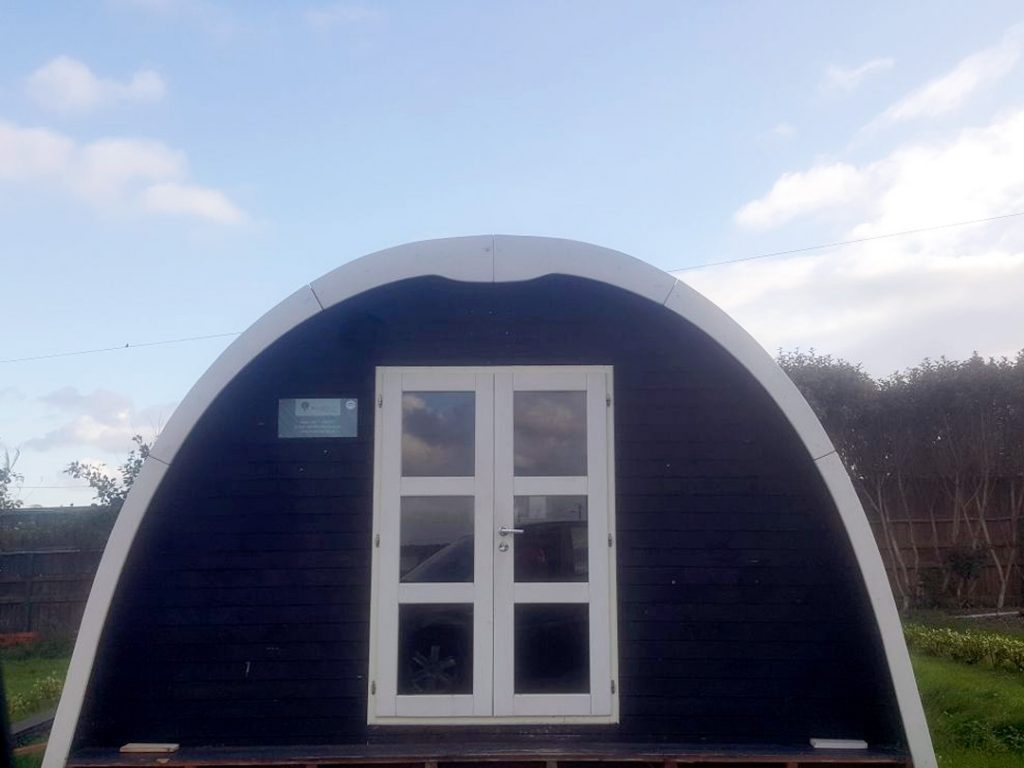 Glamping Pods - Services - Lynders Mobile Home Park
