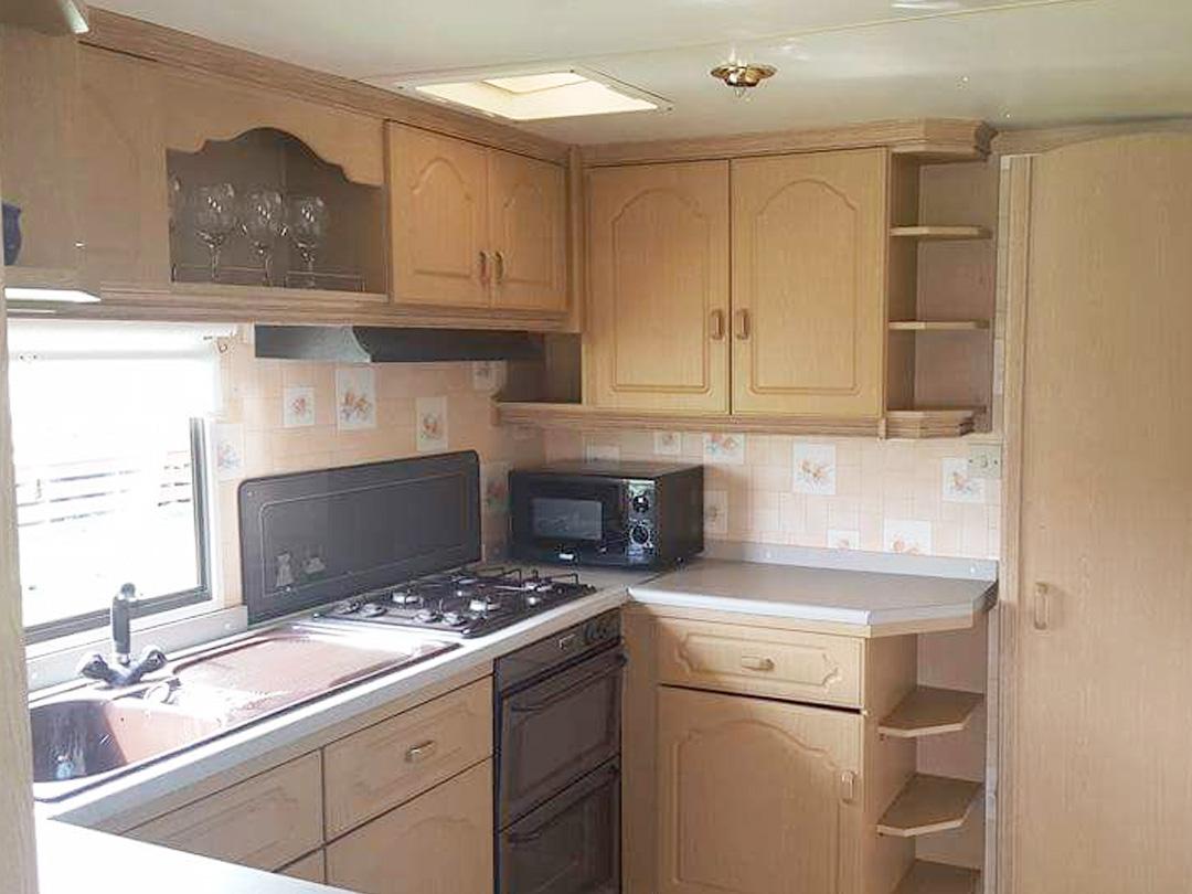 Mobile Home Rentals, Lynders Mobile Home Park - Inside Kitchen