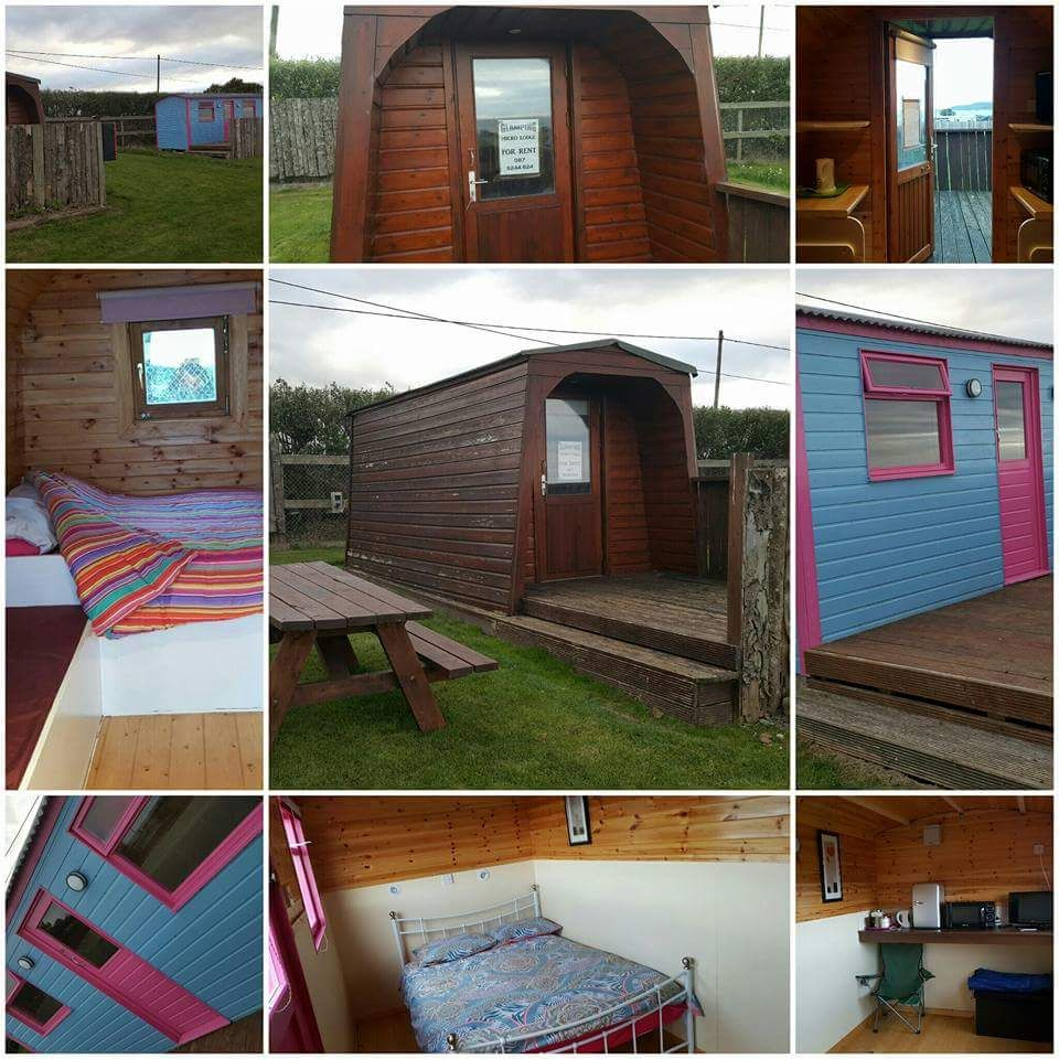 Self Catering Glamping Pods - Lynders Mobile Home Park