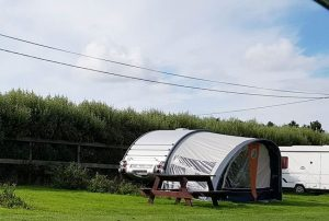 C&ing @Lynders Mobile Home Park & Tents / Touring Caravans / Campervans | Lynders Mobile Home Park