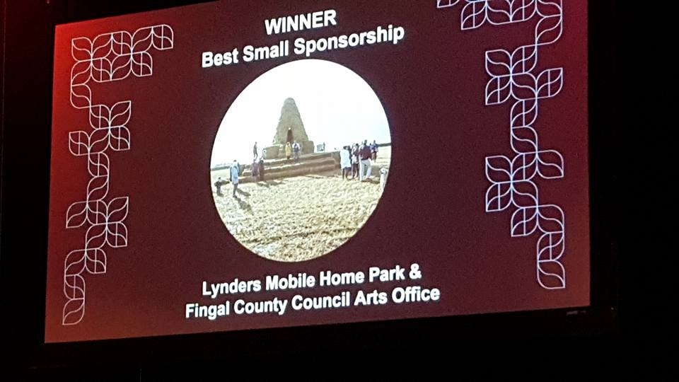 LMHP Wins Award for Best Small Sponsorship