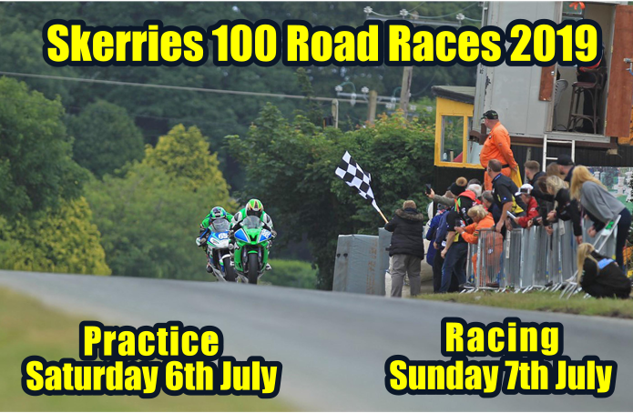 Skerries 100 – Race To Book A Place @ LMHP