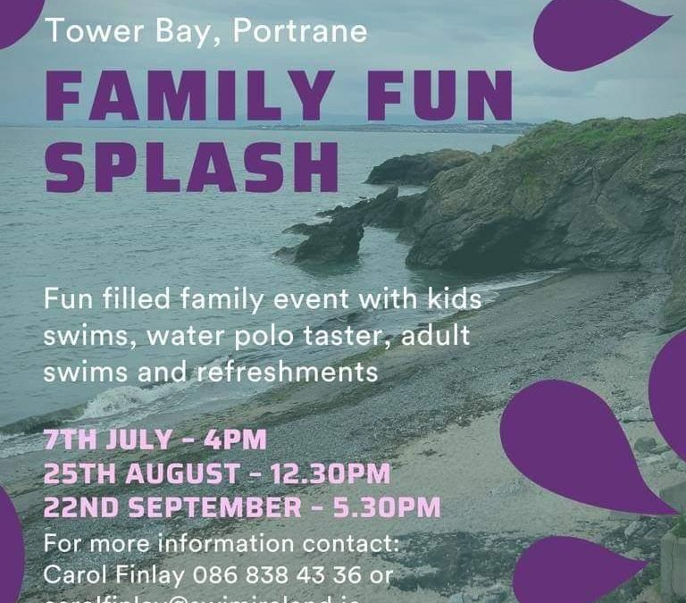Family Fun Splash – Tower Bay, Portrane