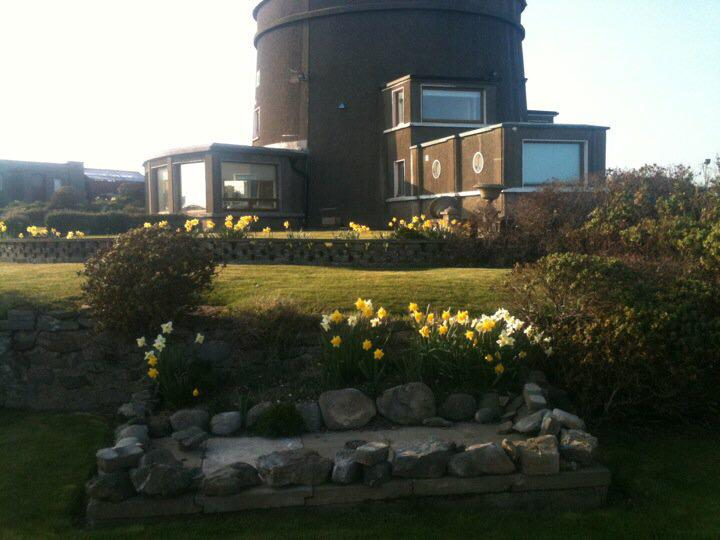 Portranes Martello Tower - Lynders Mobile Home Park