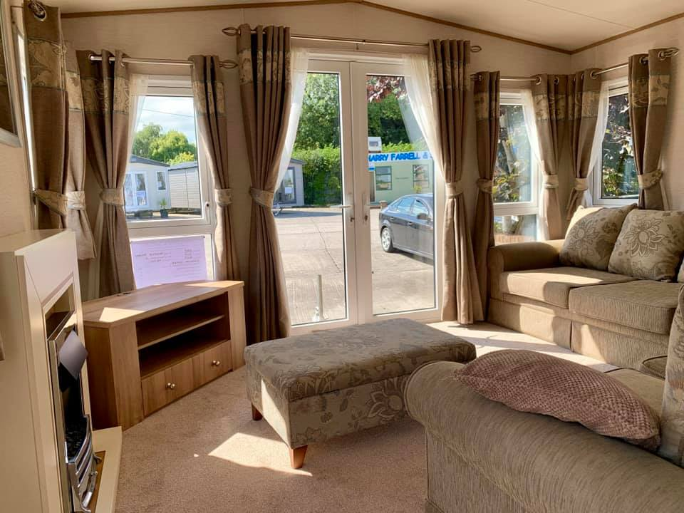 Lynders Mobile Home Park - Harry Farrell
