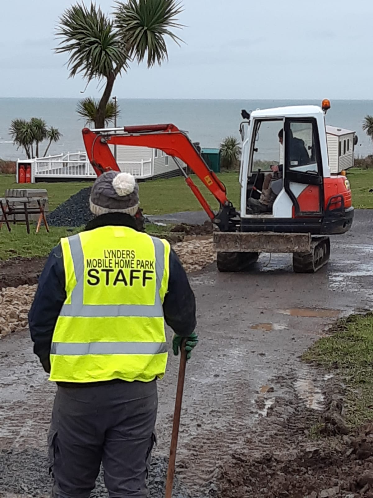 Lynders Mobile Home Park, New Entrance 2021 - Portrane, Donabate, North County Dublin